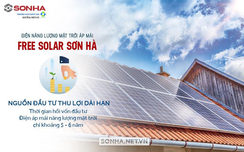 Điện mặt trời FreeSolar 3kWp Q400S 1P